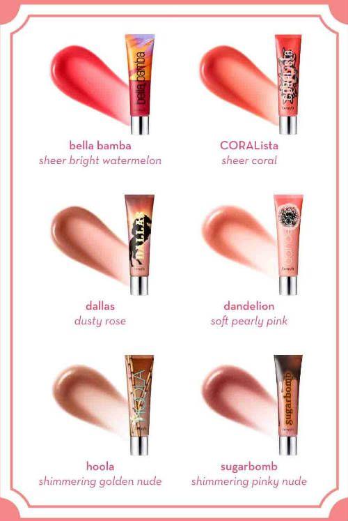 b3e3021f0b6 BENEFIT ULTRA PLUSH GLOSSES | Beauty | Benefit cosmetics, Beauty ...