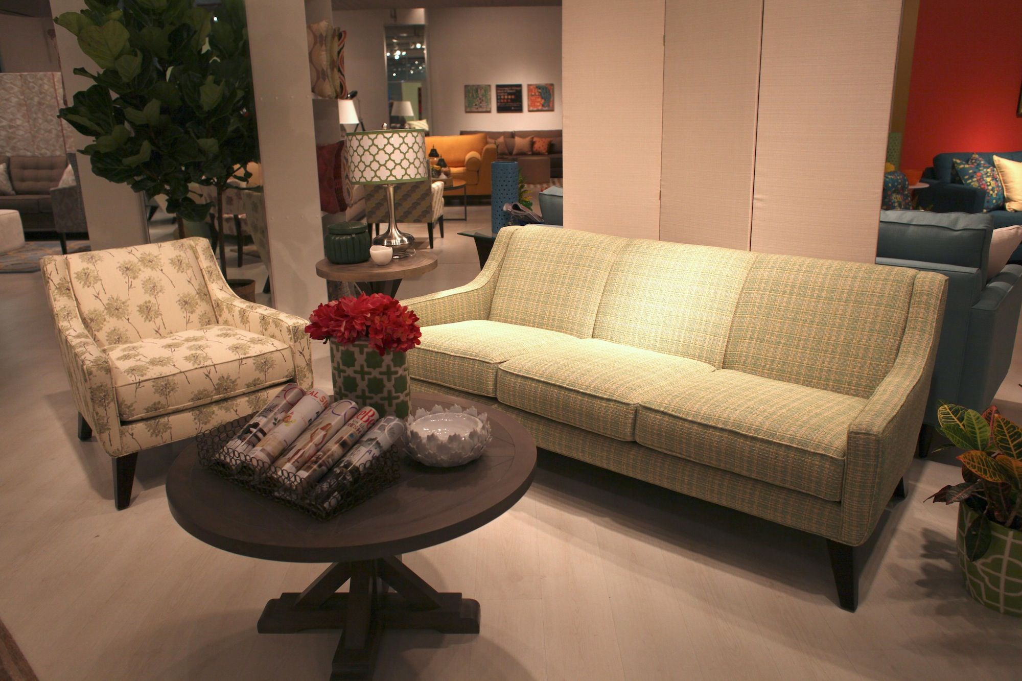 Younger Furniture Lily Group