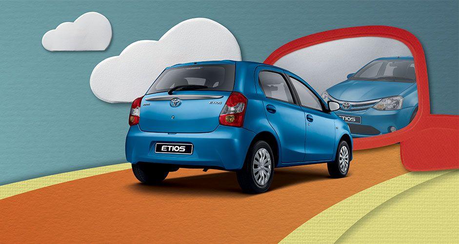 Toyota Etios Toy Car New Cars