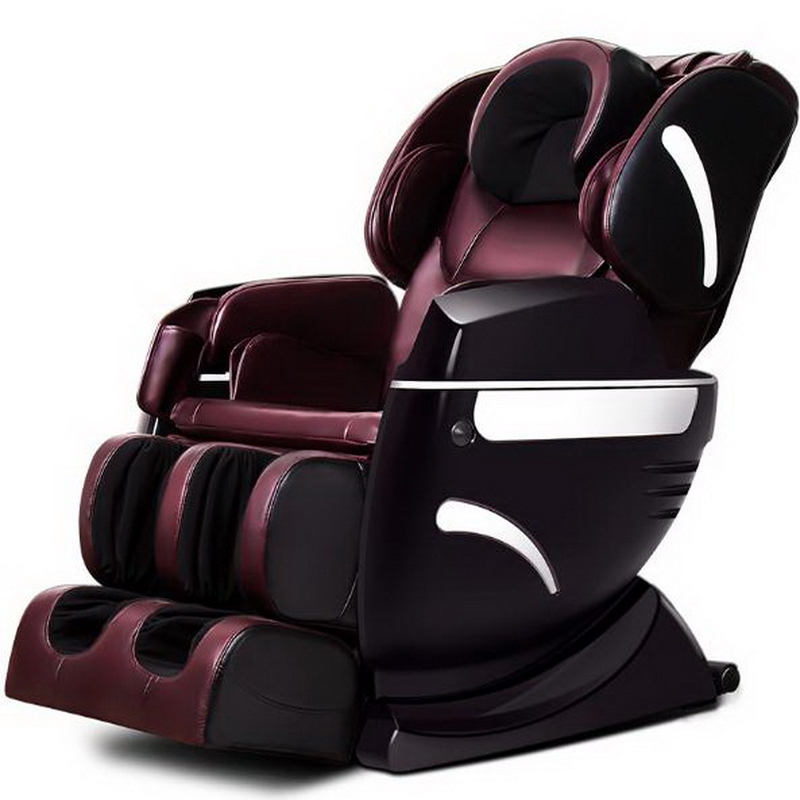 1244.01$  Buy here - http://aliy7t.worldwells.pw/go.php?t=32788634569 - T180103/Household multifunctional Electric intelligent massage chair/Silent power pump/Body air bag wrapped massage/Breathable