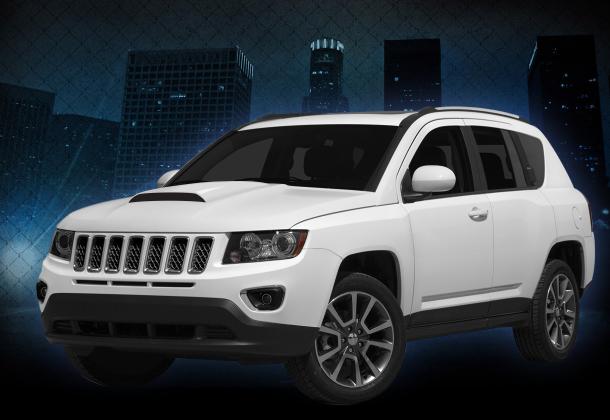 Esurance West Coast Customs Fantasy Build Jeep Jeep Compass Compass Sport