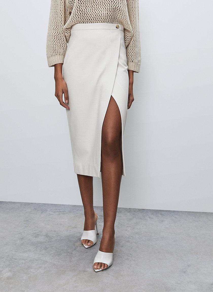 Sincerely Yours (Khaki) Plaid Mini Skirt - Selina Jade