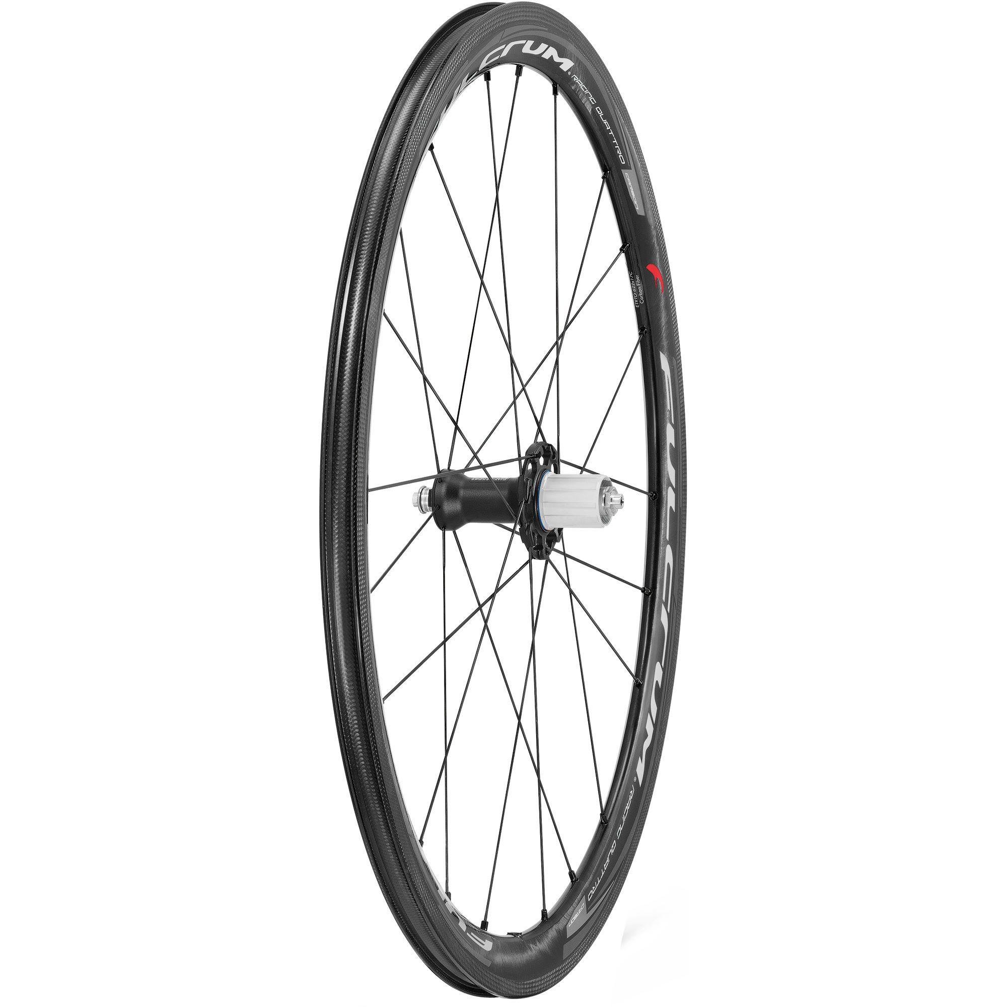 Fulcrum Racing Quattro Carbon Clincher Wheelset Performance Wheels Road Bike Wheels Bike Wheel Performance Wheels