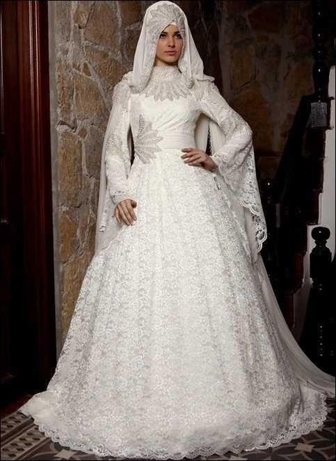 Photo of Tesettür Gelinlik Modelleri – Tesettür Giyim Moda Trendi Yaşam Bloğu