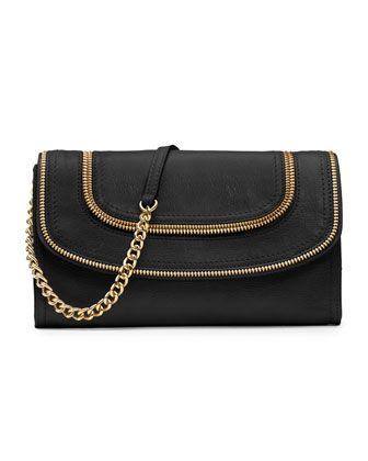 202d2b252644 MICHAEL Michael Kors Naomi Zipper Clutch. $248 | IN THE BAG ...