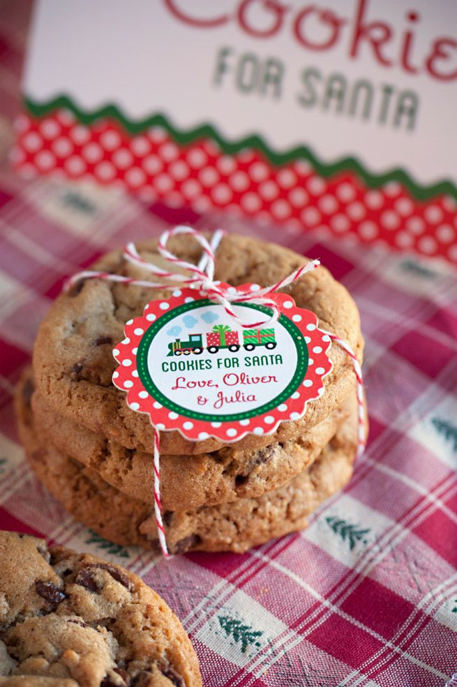 Cookies for santa free christmas printables gift tags cookies for santa free christmas printables gift tags negle Gallery