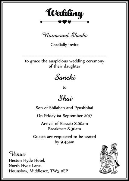 interfaith wedding card wordings interfaith wedding invitation wordings