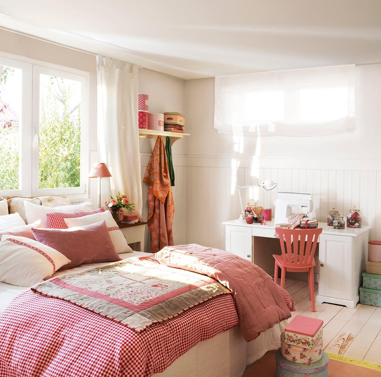 1 dormitorio 3 soluciones dormitorios modernos y - Decoracion habitacion individual ...