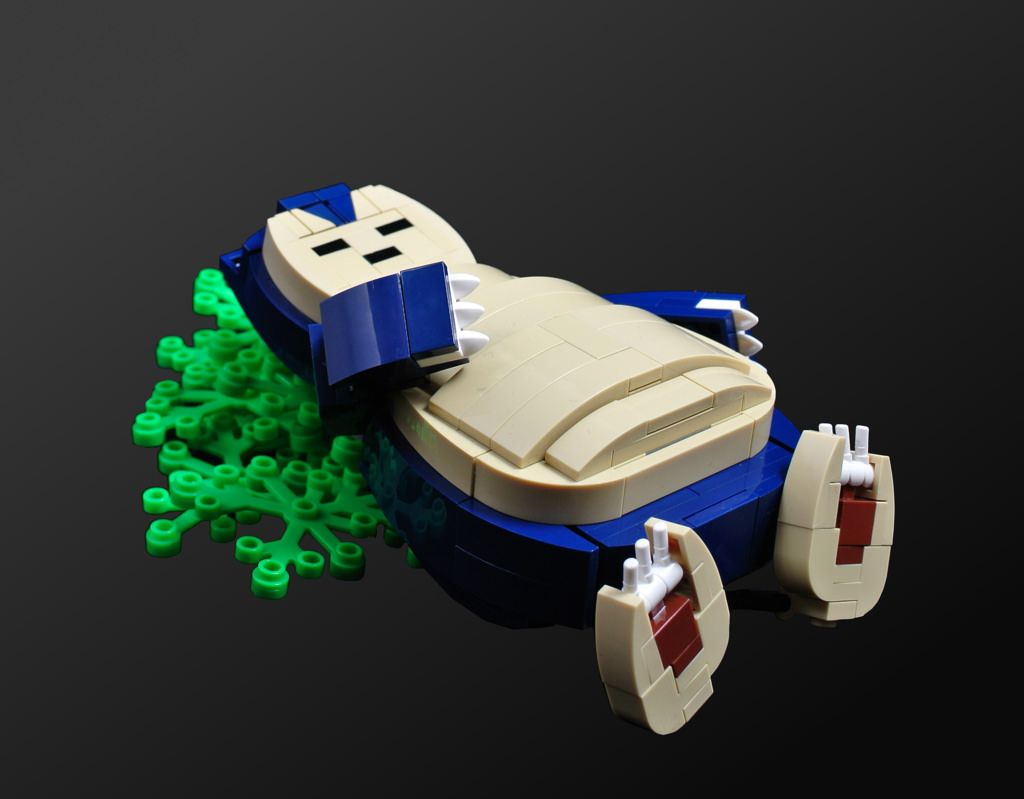 Snorlax | LEGO | Lego, Play pokemon, Give it to me