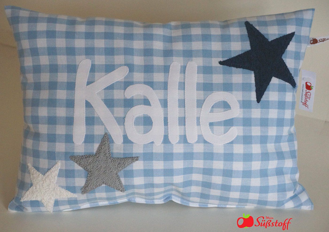 Personalized Pillow Gift With Name Boy Name Pillow Baby