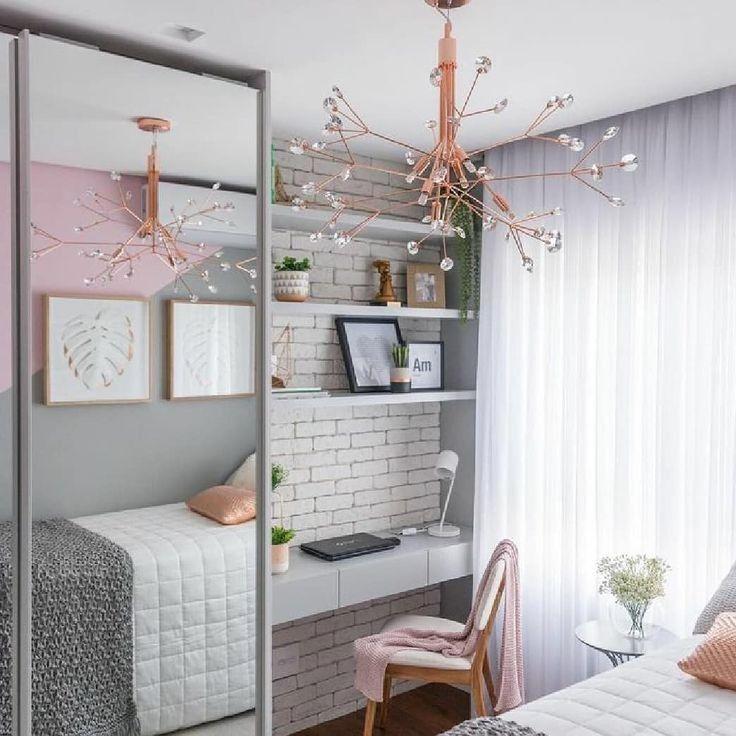 Photo of Decorare le idee di una piccola camera da letto sembra elegante e salva spazio 9, #Camera da letto #Decorare #Idee …