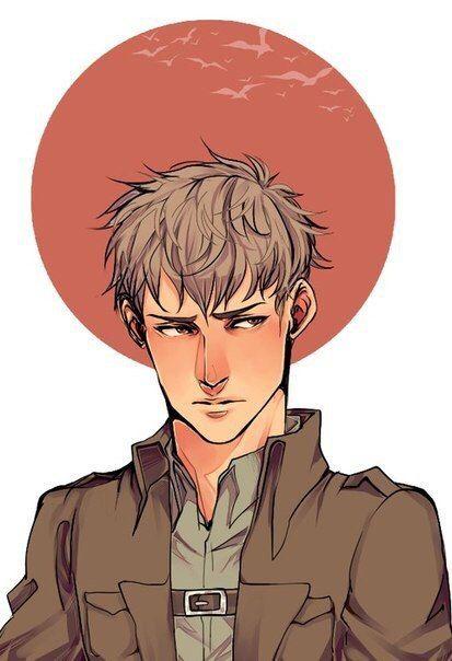 Aww Jean don't be sad :')