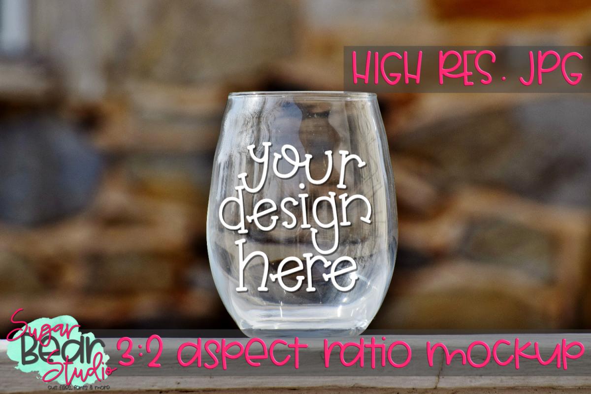 Download Stemless Wine Glass Mockup Wine Glass Stemless Wine Glass Wine