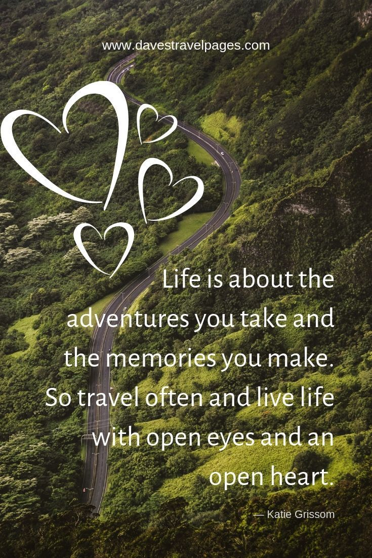 Best Wanderlust Quotes - 50 Awesome travel quotes to inspire wanderlust!