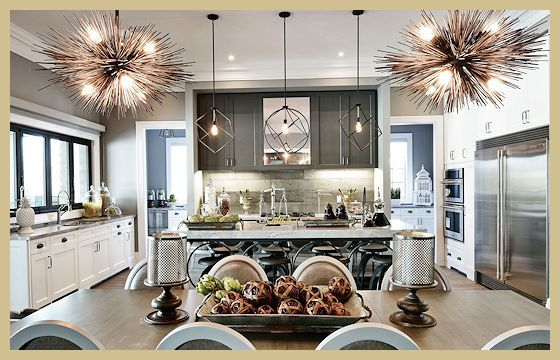 Featured Display Elegant lifestyle Pinterest Custom kitchens