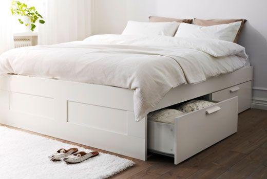 Mobilier Et Decoration Interieur Et Exterieur Lit Rangement Lit Double Avec Rangement Et Idees De Lit