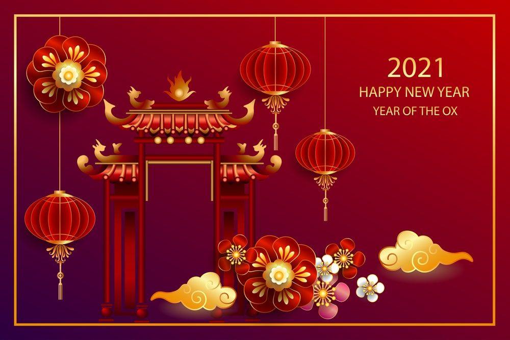 Happy Chinese New Year 2021 Wallpaper Chinese New Year Chinese New Year Wishes Happy Chinese New Year