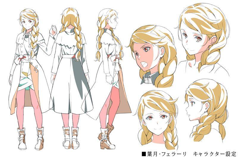 Character Design Monthly : Mdmnarca jnklog ★ character design references