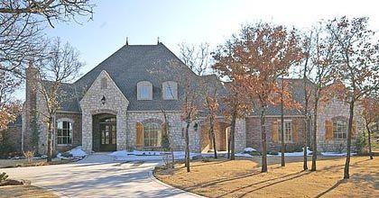 nice custom home design plans. Plan  TILFBLSL 5000 and Above SQ FT Plans Oklahoma Custom Home Design