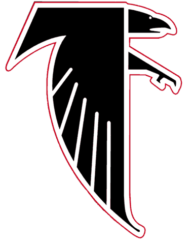 33 Best Nfl Logos Of All Time Atlanta Falcons Logo Nfl Teams Logos Nfl Logo