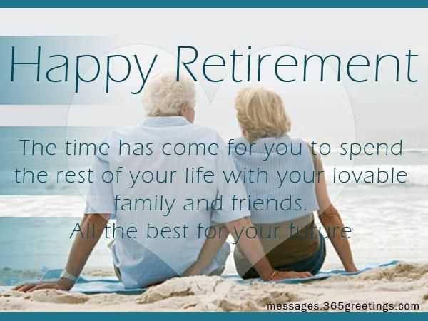 Retirement Wishes Messages And Happy Greetings