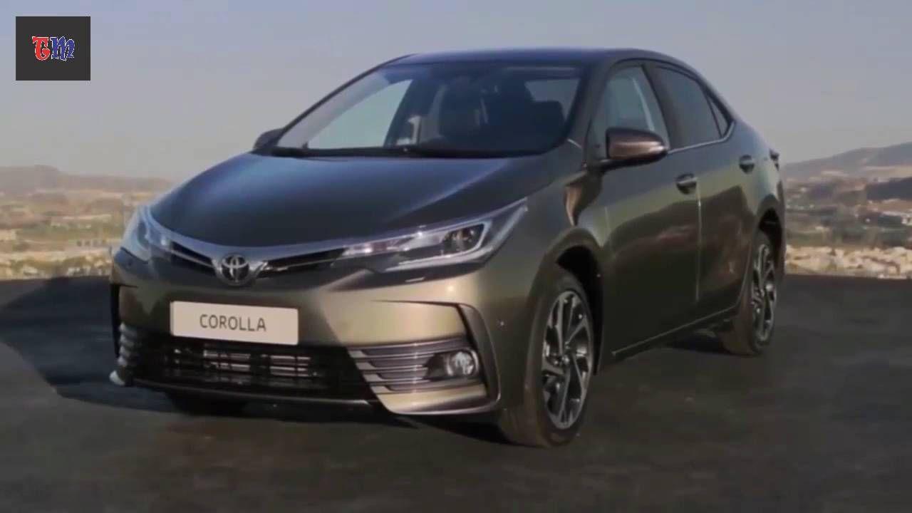 New Toyota Corolla 20172018 Exterior And Interior Design Colors