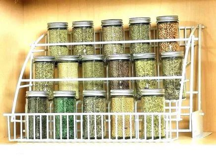 17 Fabulous Spice Rack Ideas 2018 (A Solution for Your Kitchen
