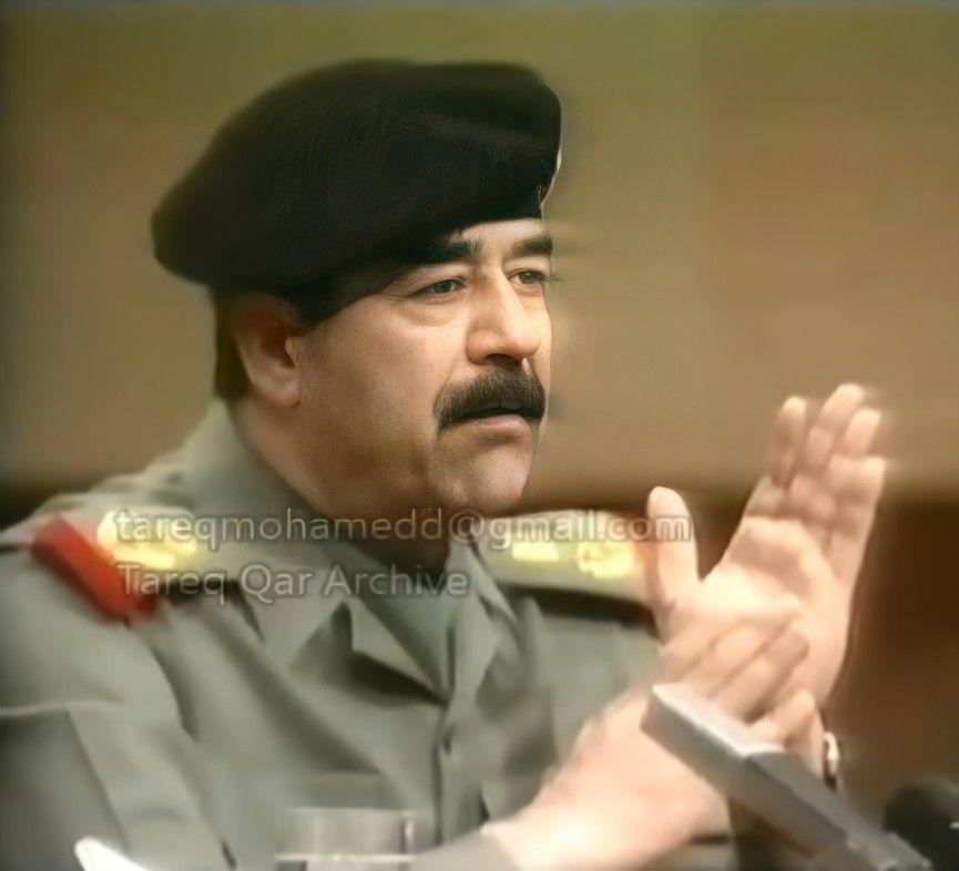 صدام حسين Hd Saddam Hussein Baghdad