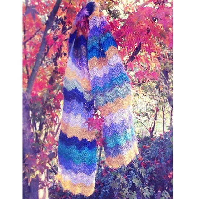 lyndapc crochet scarf