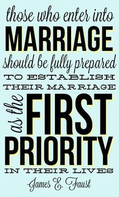 Marriage preparation quotes