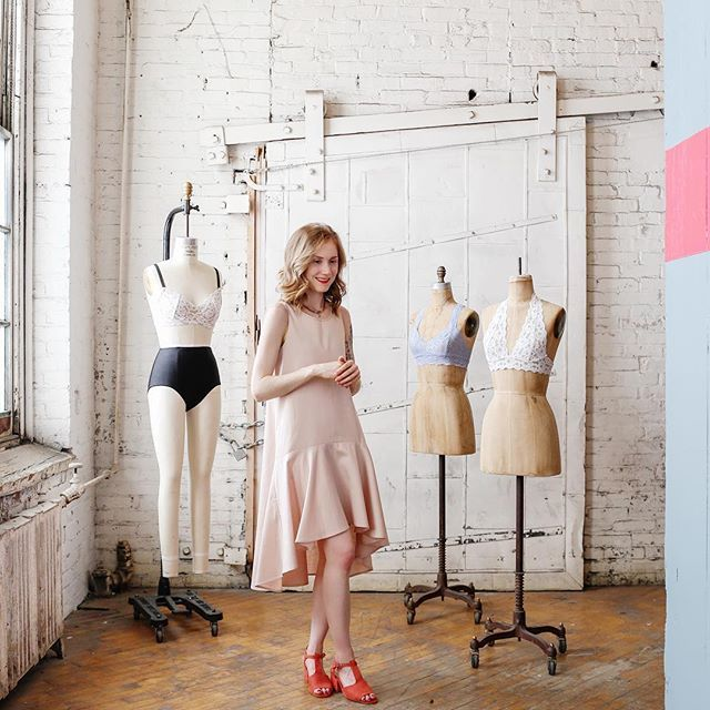 Free Sewing Patterns by Madalynne Intimates + Lingerie | Costura ...