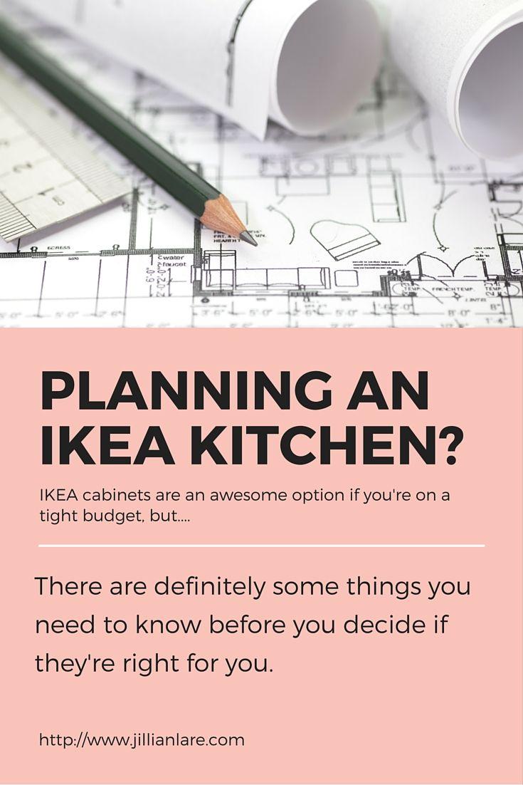 Küchenideen mit schwarzen schränken what you must know before planning your ikea kitchen  küche kuh