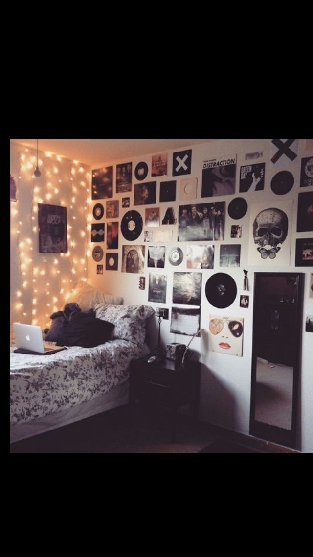 Bed room perfect grunge bedroom b