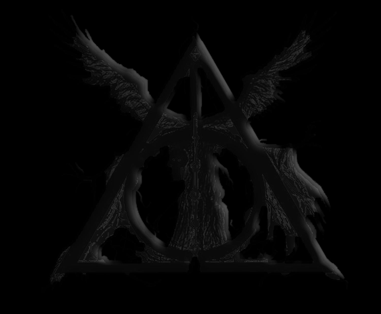 Deathly Hallows Harry Potter Tattoos Heiligtumer Des Todes Schwarz Weiss Tattoos