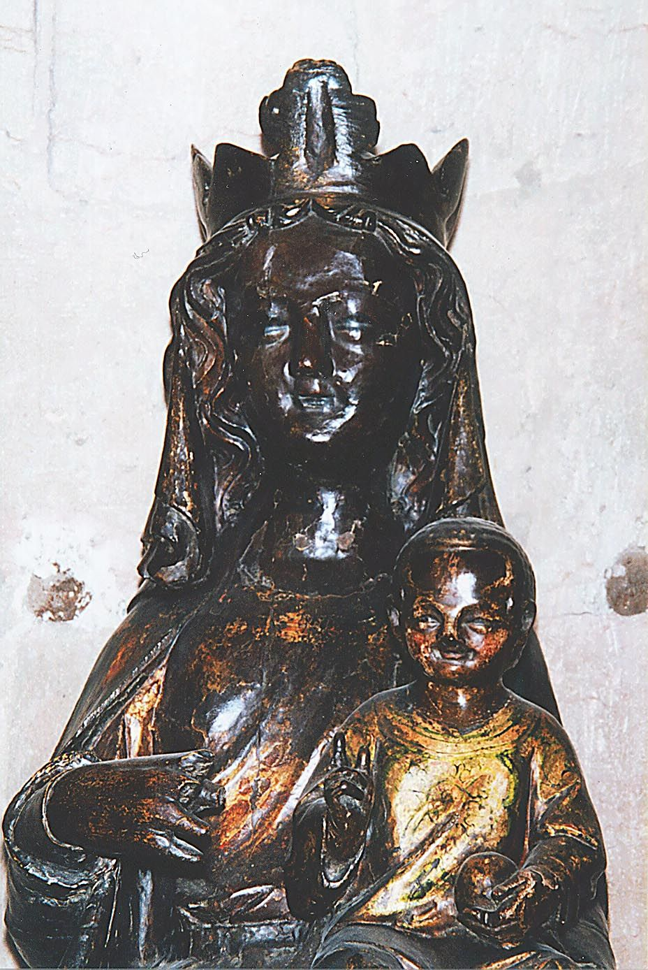 Image result for madonna of marseille