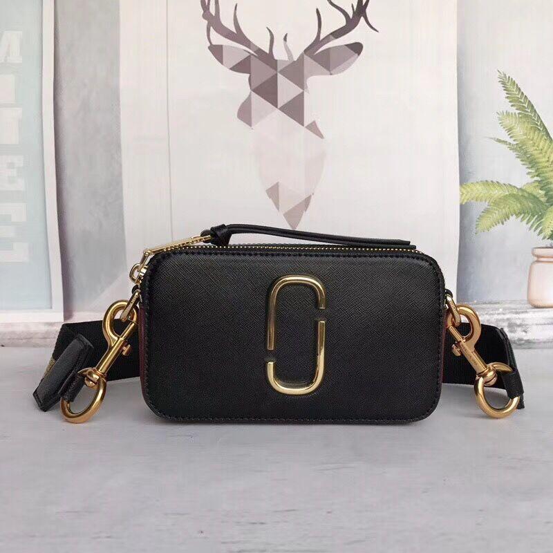 178.99   NWT Marc Jacobs Snapshot Small Camera Bag Crossbody black ...
