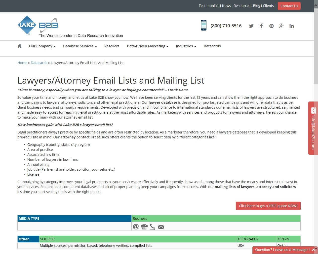 Lawyers Email List Email list, Us attorney, Lawyer