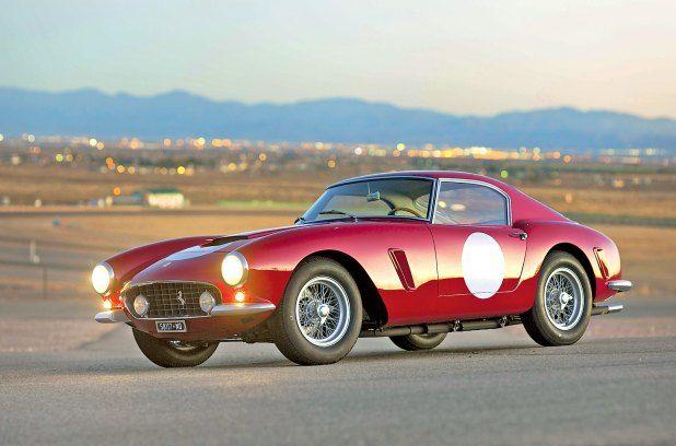 The 1960 Ferrari 250 Gt Swb Berlinetta Competizione  I