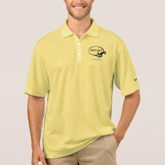 Men's Nike Dri FIT Custom Logo Business Polo Shirt