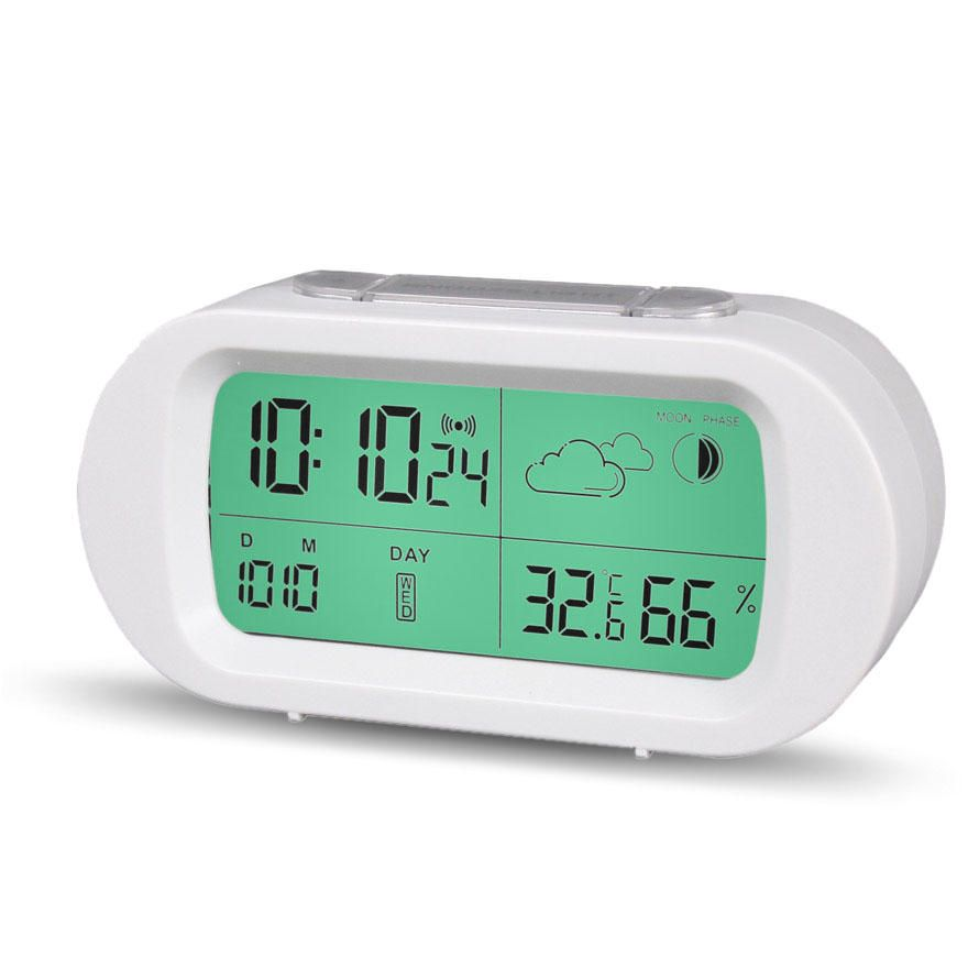 Loskii HC 102 Digital Time Thermometer Date Weather