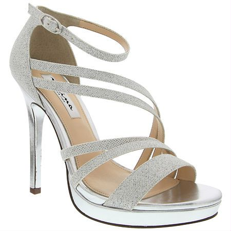 Wedding Shoes Bridal Pumps Sandals Wedge By Nina