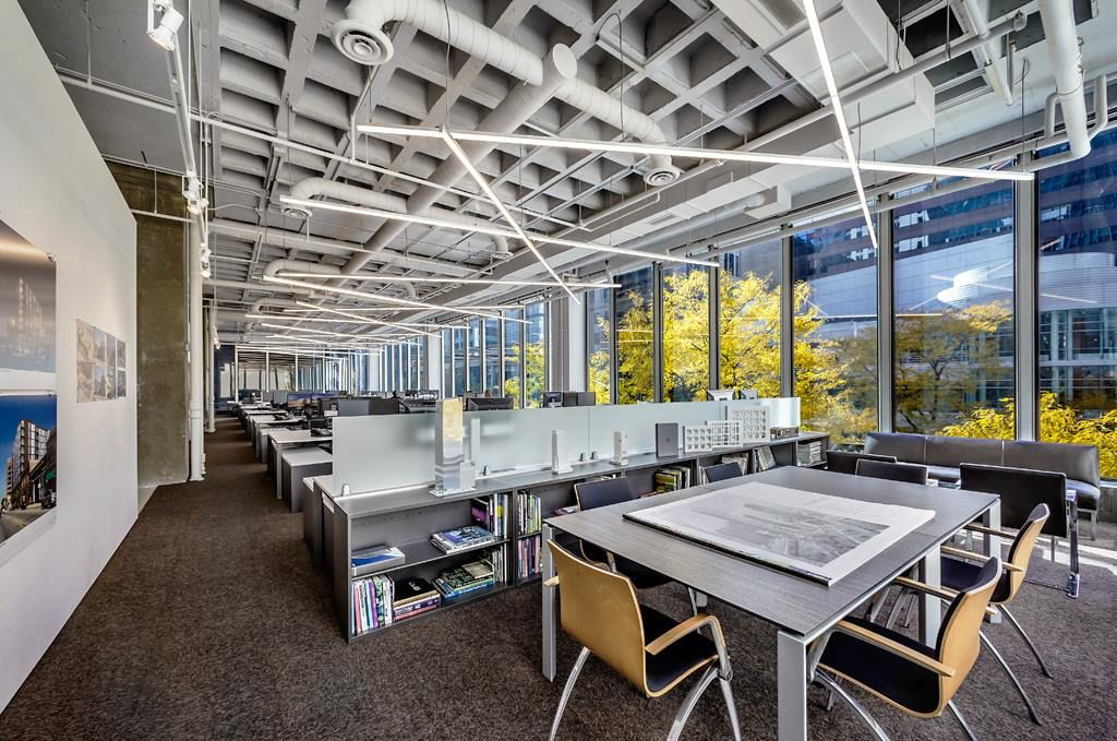 Grec Architects New Office In Chicago Office Inspiration