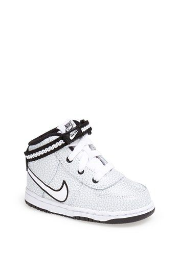 Nike 'Vandal' High Top Sneaker (Walker & Toddler) available at #Nordstrom