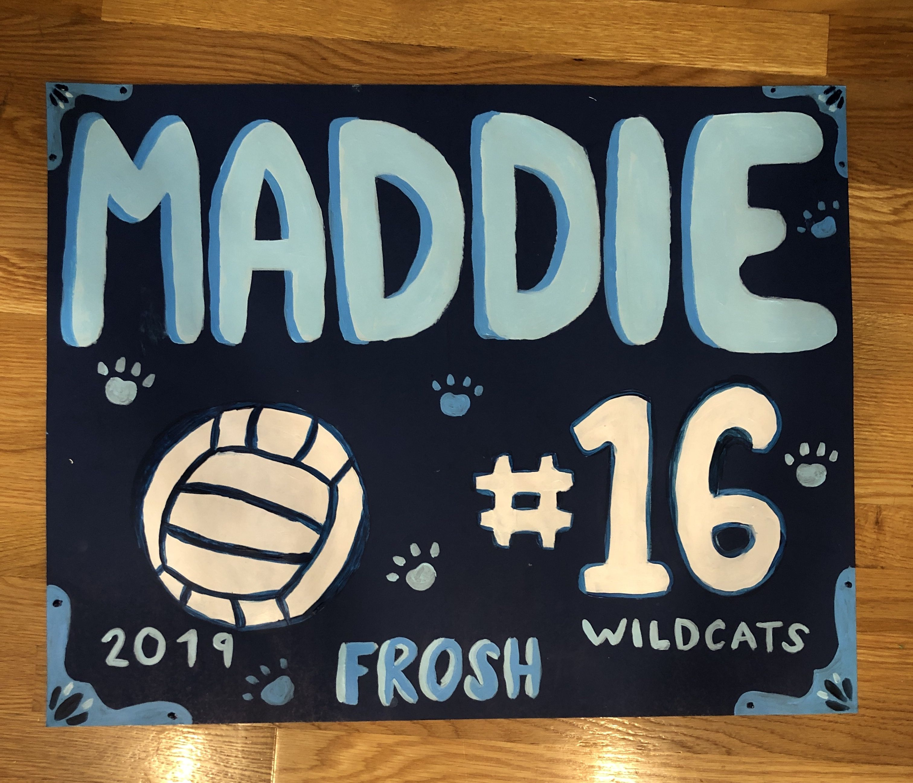 Volleyball Poster Volleyball Posters Senior Night Posters Senior Posters