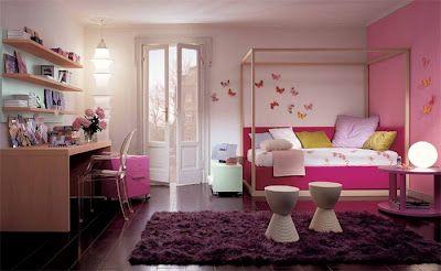 Habitaciones De Ensueno Para Adolescentes Habitaciones Para - Habitaciones-de-ensueo