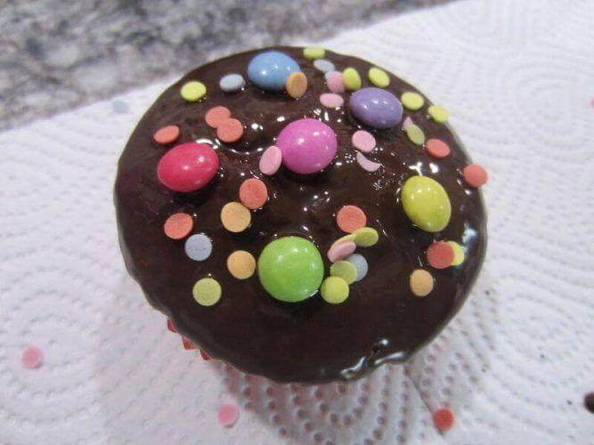 Weltbeste Muffins mit Schoki für den Kindergeburtstag #childrenpartyfoods