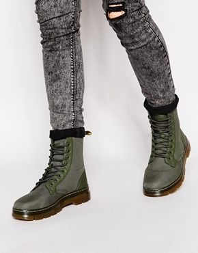 Enlarge Dr Martens Tract Fold Boots