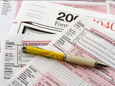 What is tax form 1040A? US Tax Center Resources Pinterest - tax form