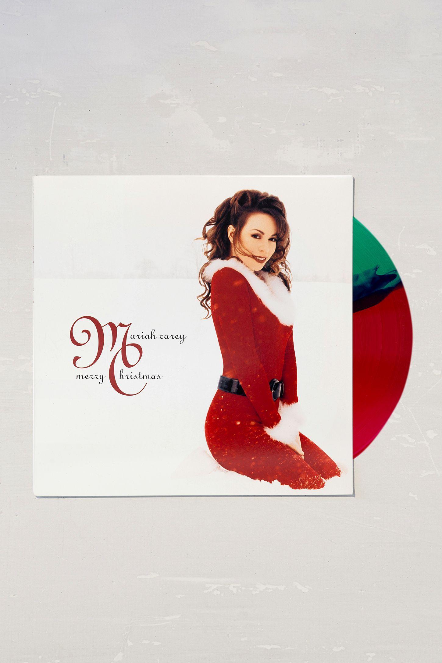 Mariah Carey Merry Christmas Limited LP Mariah carey