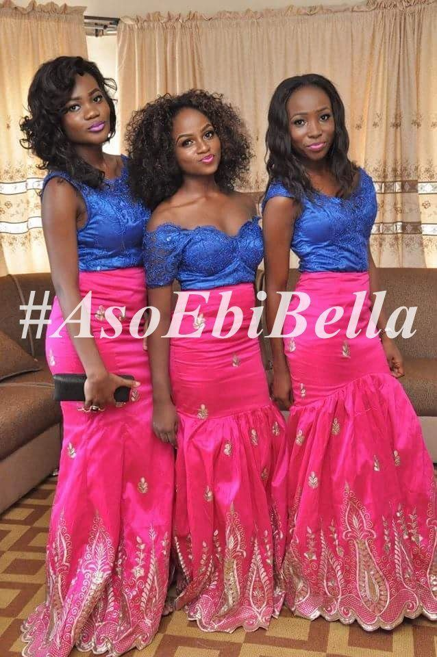 BellaNaija Weddings presents #AsoEbiBella – Vol. 89 | ankara ...